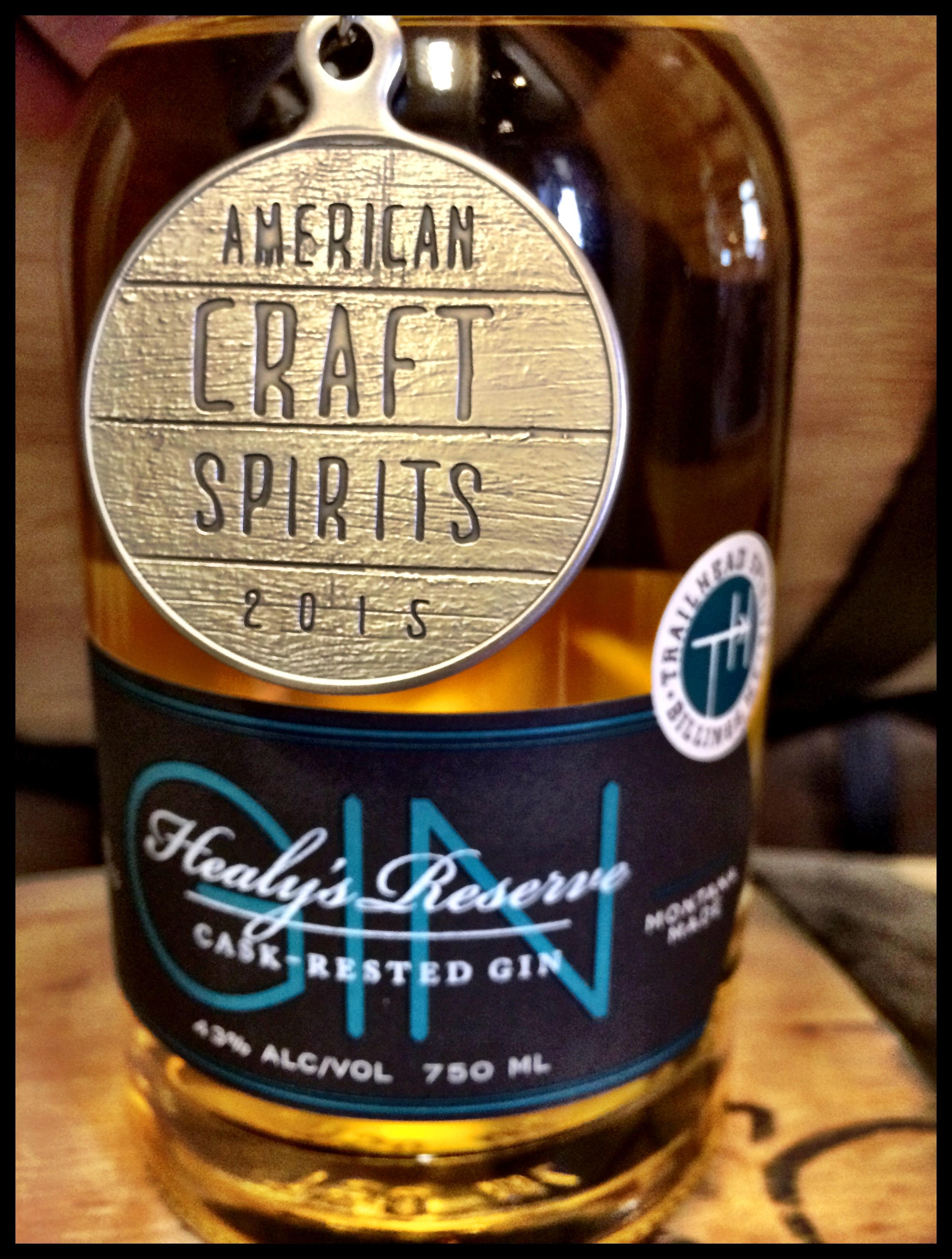 Trailhead Spirits Distillery Works